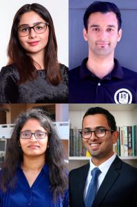 Graduate Students Win Engineering Dissertation Fellowships